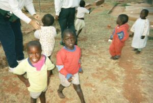 Zimbabwe orphans. Image from FreeImages.com/FileID#1254814